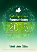 Catalogue des formations 2015 du CRES Paca