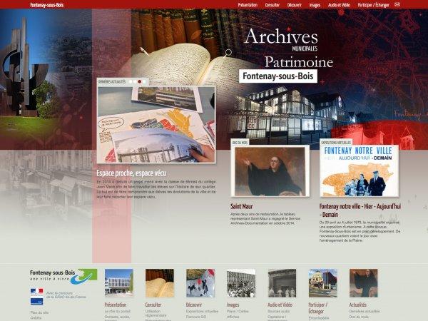 Archives municipales de Fontenay-sous-Bois