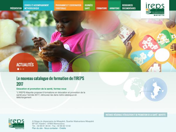 IREPS Mayotte