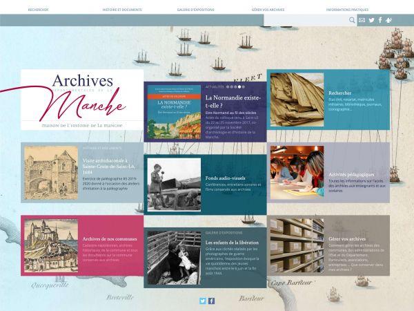 Archives de la Manche