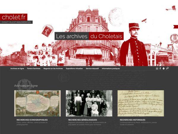 Archives de la ville de Cholet