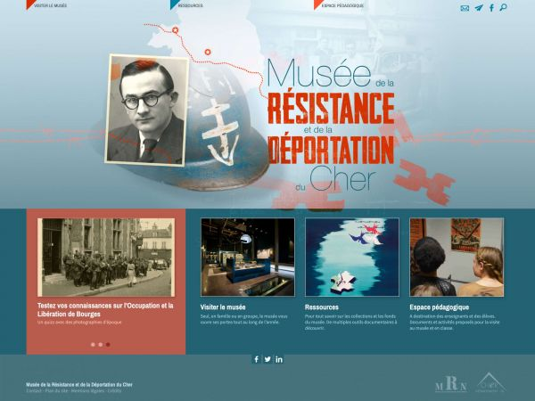 Musée de la Résistance et de la Déportation du Cher