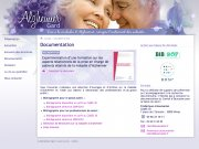 Documentation du site Alzheimer Gard
